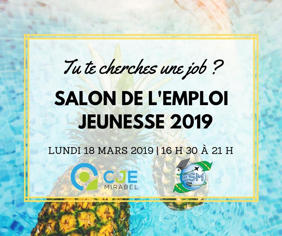 Pub Facebook_Salon Emploi 2019
